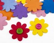 פרח צבעוני