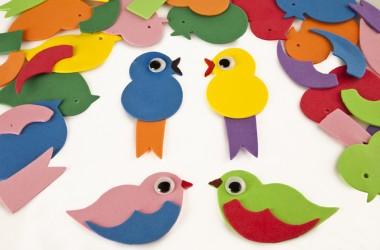 ציפורים ותוקים