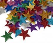 כוכבים סול נוצץ – מעורב צבעים