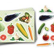ירקות הגינה