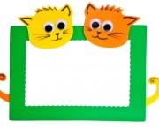 מסגרת תמונה חתולים