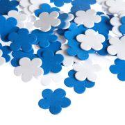 פרח סול כחול לבן – קטן