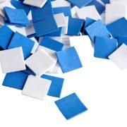 פסיפס סול כחול לבן