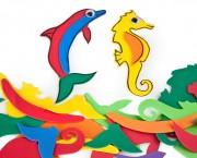 דולפין וסוס ים