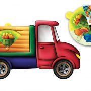 משאית פירות הדר