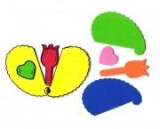 לב ופרח 1