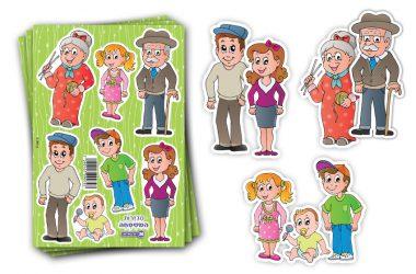 דמויות משפחה