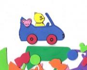 חתול במכונית