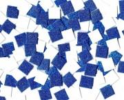 פסיפס סול נוצץ – כחול לבן