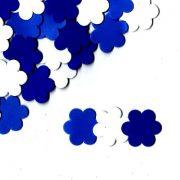 פרח סול כחול לבן – בינוני