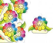 תליון פרחים