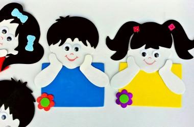 4 ילדים
