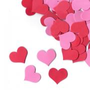 לב קטן – אדום ורוד