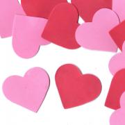 לב גדול – אדום ורוד