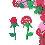 שושנים – אדום ורוד