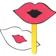 בסיס ליצירה – שפתיים