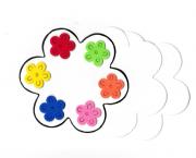 פרח ליצירה קטן