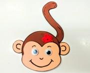 ראש של קוף