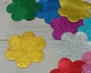 פרח סול נוצץ קוטר 13′