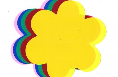 מפל פרח קוטר 18