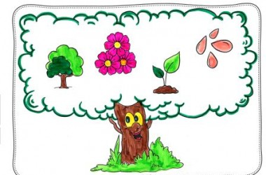 איך עץ נולד - עותק