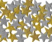 כוכב נוצץ זהב – כסף קטן