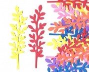 ענף של זית – צבעוני