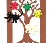 קופים על העץ