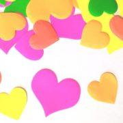 מיקס לבבות זוהרים