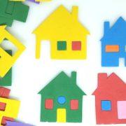 בתים קטנים – סול צבעוני
