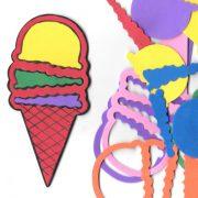גלידה ליצירה