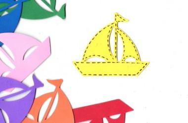 סירת מפרש רגיל (Small)