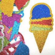 גלידה ליצירה – נוצץ