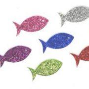 להקת דגים  קטן – נוצץ
